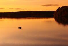 золото осени Стоковое фото RF
