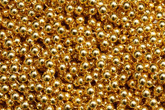 золото предпосылки Стоковые Фотографии RF