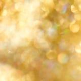 золото рождества предпосылки стоковые фотографии rf