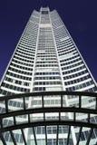 золото самое высокое q1 свободного полета здания Стоковые Фотографии RF