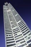 золото самое высокое q1 свободного полета здания Стоковое Изображение