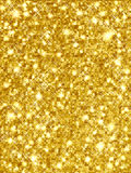 золото сверкная Стоковые Фото