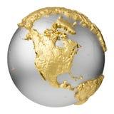 Золото Северная Америка бесплатная иллюстрация