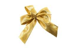 золото смычка Стоковое Изображение RF