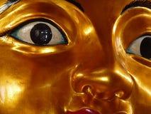 золото стороны Стоковая Фотография