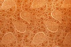 золото ткани Стоковое Фото