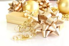 золото украшений Стоковые Фотографии RF