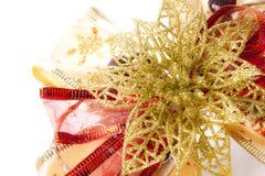 золото цветка docor Стоковое фото RF