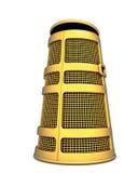 золото ящика Стоковые Изображения RF