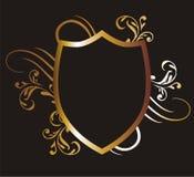 золото 10 кадров иллюстрация штока