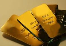 золото Стоковая Фотография RF