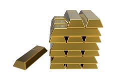 золото Стоковые Изображения RF
