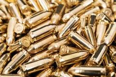 Золотые боеприпасы Стоковые Фотографии RF
