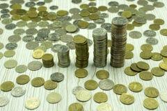 Золотые монетки никто номер возражают тариф картины, стоковые фото
