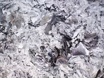 Золы и гари от горения бумаги денег призрака для предшественника в китайском Новом Годе стоковая фотография rf