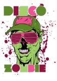 Зомби диско Стоковое Изображение