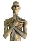 зомби ужаса Стоковое фото RF