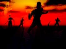 Зомби 108 Стоковые Изображения RF