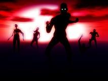 Зомби 41 Стоковое фото RF