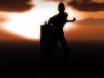 Зомби 46 Стоковое фото RF