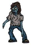 зомби стоковая фотография
