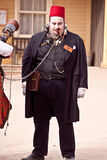 зомби steampunk жулика западное одичалое Стоковые Изображения