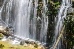 Зона водопада более низкая стоковые изображения