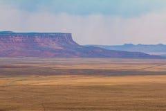 Зона вокруг гранд-каньона, в дне лета солнечном, образование в Колорадо Стоковые Изображения RF