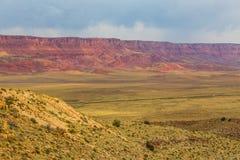 Зона вокруг гранд-каньона, в дне лета солнечном, образование в Колорадо Стоковое Изображение RF
