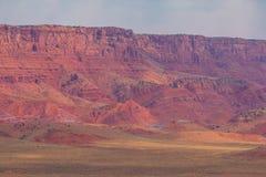 Зона вокруг гранд-каньона, в дне лета солнечном, образование в Колорадо Стоковые Фотографии RF