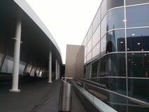 Зона входа Цюрих-авиапорта ZRH Стоковые Фото