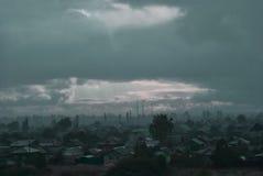 Зона в тумане Стоковое Фото