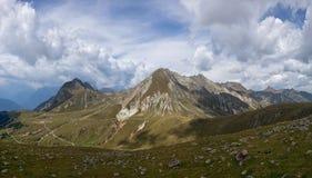 Зона гор meran Стоковая Фотография