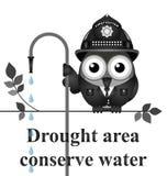 Зона засухи Стоковые Фото