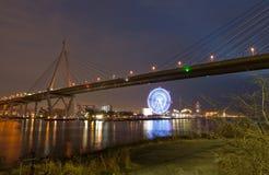 Зона залива Осака Стоковое Изображение RF