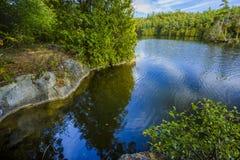 Зона консервации Rockwood Стоковое Фото