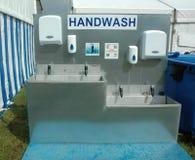 Зона мытья руки Стоковая Фотография RF