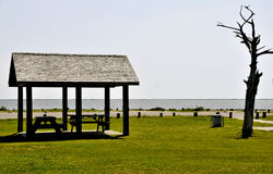 Зона пикника Стоковое фото RF