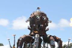 Зона создателей Faire - San Francisco Bay Стоковое Изображение RF