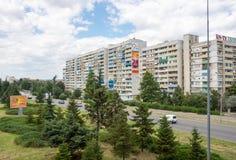Зона спать Burgas в Болгарии стоковые изображения rf
