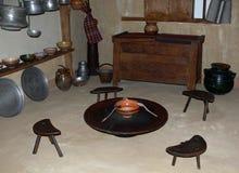 Зона Старого Мира фольклорная от Болгарии Стоковое Изображение RF