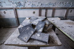 Зона Чернобыль Стоковое фото RF