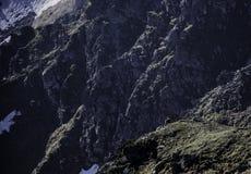 Зона Liptov в Словакии его природа и горы Стоковая Фотография RF