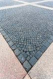 Зона pavers Стоковое Фото
