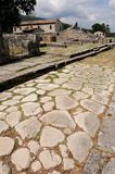 Зона sepino археологии стоковое фото rf