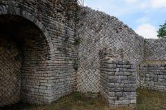 Зона sepino археологии стоковые изображения