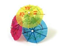 зонтика коктеила цветастые 3 Стоковое фото RF