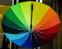 Зонтики - искусство Стоковые Фото