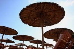 Зонтики Солнця Стоковые Изображения
