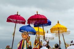 Зонтики церемонии Стоковые Фото